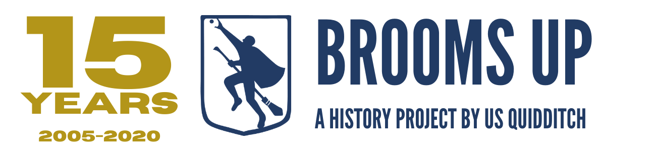 Brooms Up, a quidditch history project by USQ